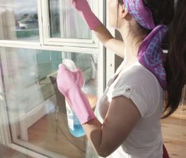 Glasreinigung, Fensterreinigung - Sauberhexe